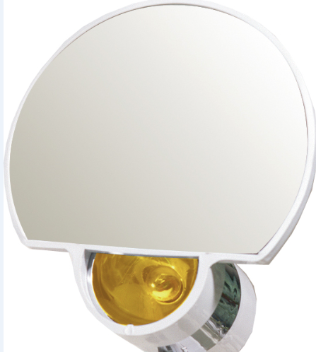 "#FL-9BAT REPLACEMENT MIRROR ONLY 8"" 9X"