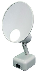FL-615-2 15x Supervision Magnifying Mirror Light