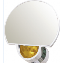 "#FL-57 REPLACEMENT MIRROR ONLY 5"" 7X"